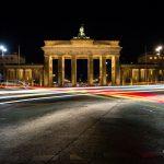 Berlin: Kreuzende Linien