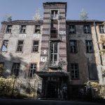 Beelitz-Heilstätten: Stürzende Linien