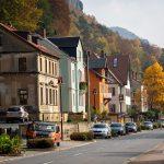 Bad Schandau: Östlich der Stadt