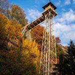 Bad Schandau: Der historische Personenaufzug
