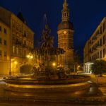Bad Schandau: Der Marktplatz