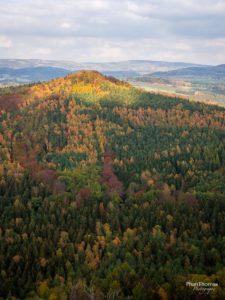 Schrammsteine: Bunter Herbst