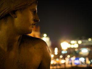 Berlin Mitte: Portrait am Springbrunnen