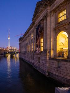 Berlin Mitte: Das Bode-Museum