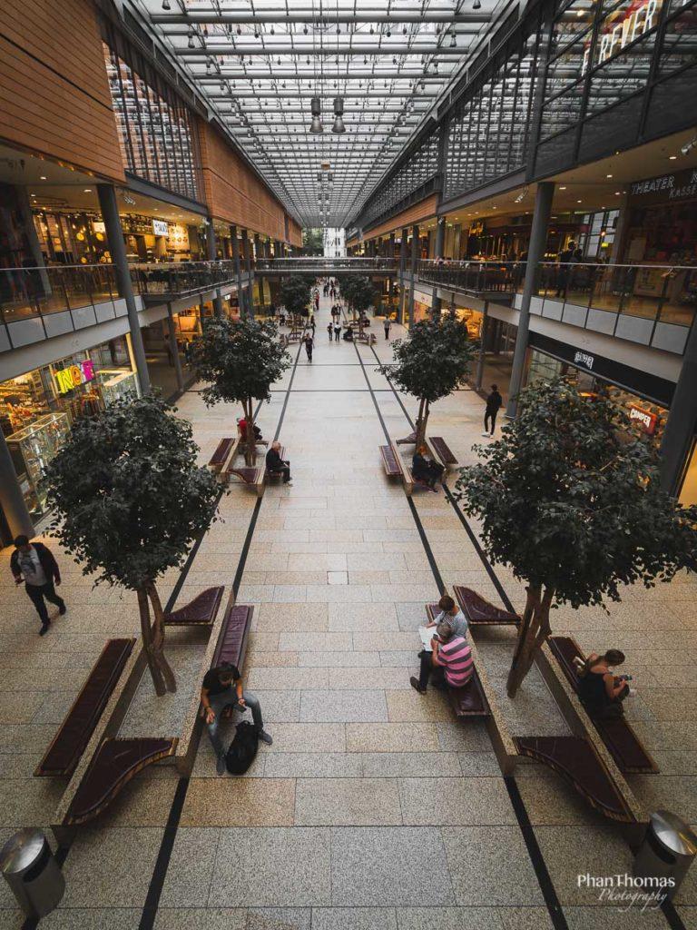 Einkaufszentrum am Potsdamer Platz