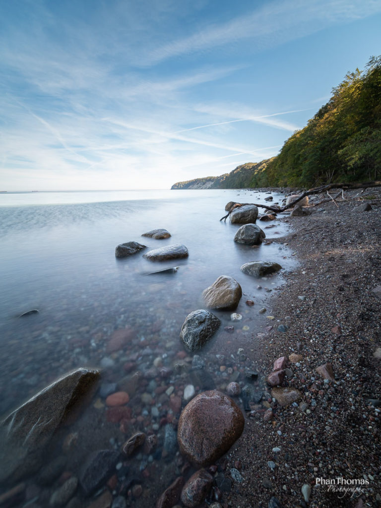 Ostseeküste bei Binz