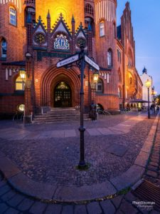 Das Rathaus Köpenick